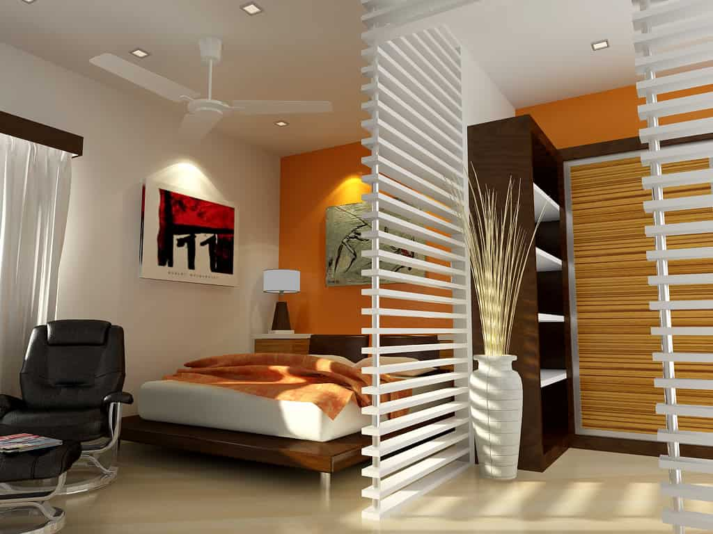 10 tips on small bedroom interior design homesthetics 3 - Bedroom Designs Ideas