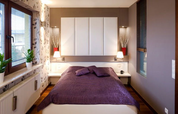 30 Small Bedroom Interior Designs Created to Enlargen Your Space ...