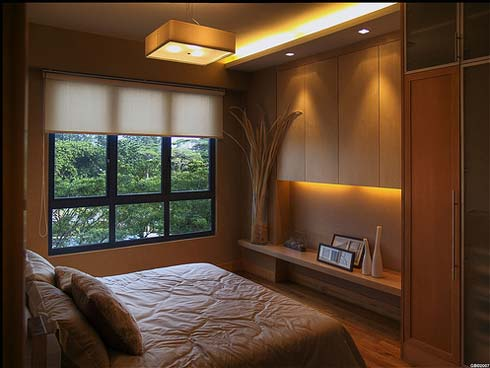 48 Small Bedroom Interior Designs Created To Enlargen Your Space Enchanting Bedroom Interiors