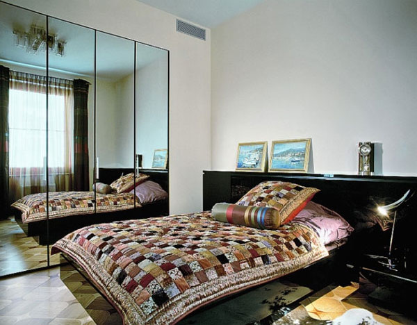 30 Small Bedroom Interior Designs Created to Enlargen Your Space (19)