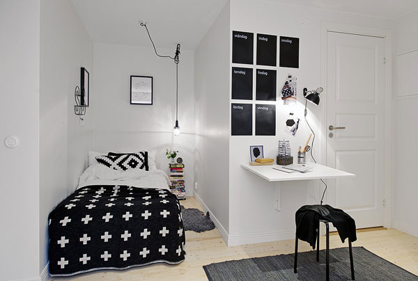 30 Small Bedroom Interior Designs Created To Enlargen Your Space (2)