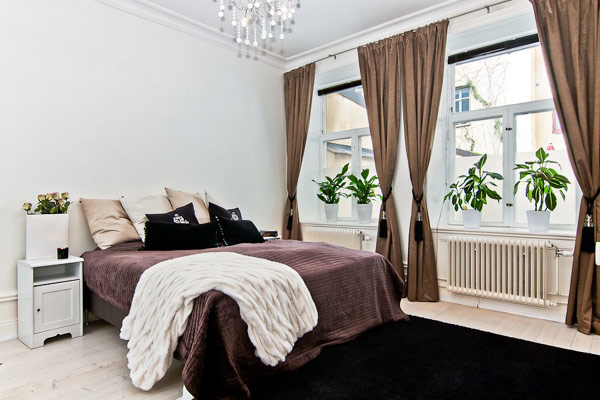 30 Small Bedroom Interior Designs Created to Enlargen Your Space (22)