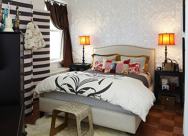 30 Small Bedroom Interior Designs Created to Enlargen Your Space (23)