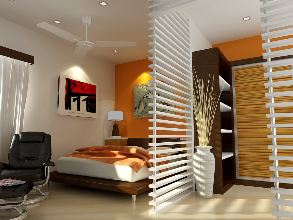 30 Small Bedroom Interior Designs Created to Enlargen Your Space (24) : interior-for-small-bedroom - designwebi.com