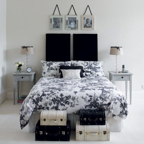 30 Small Bedroom Interior Designs Created to Enlargen Your Space (26)