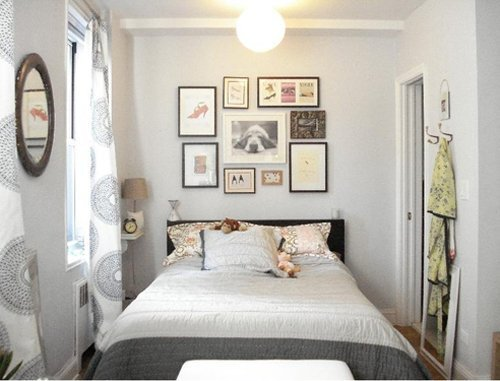 30 Small Bedroom Interior Designs Created To Enlargen Your Space (29)