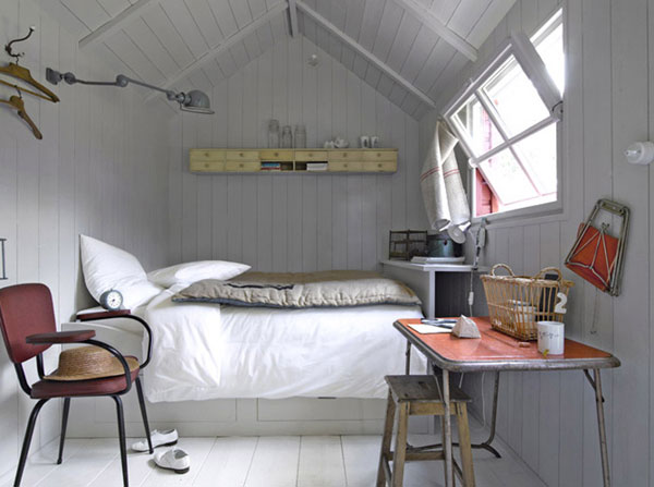 Tiny Home Designs: 30 Small Bedroom Interior Designs Created To Enlargen Your