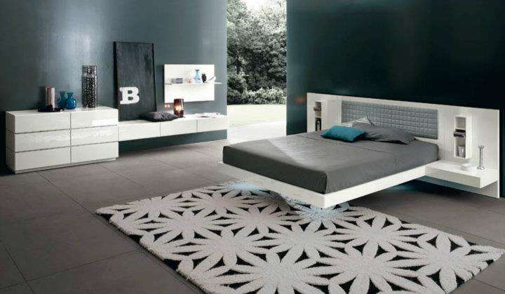 A Modern Interior Design Idea Aladino Up by Alf Group Homesthetics stylish bedroom solution