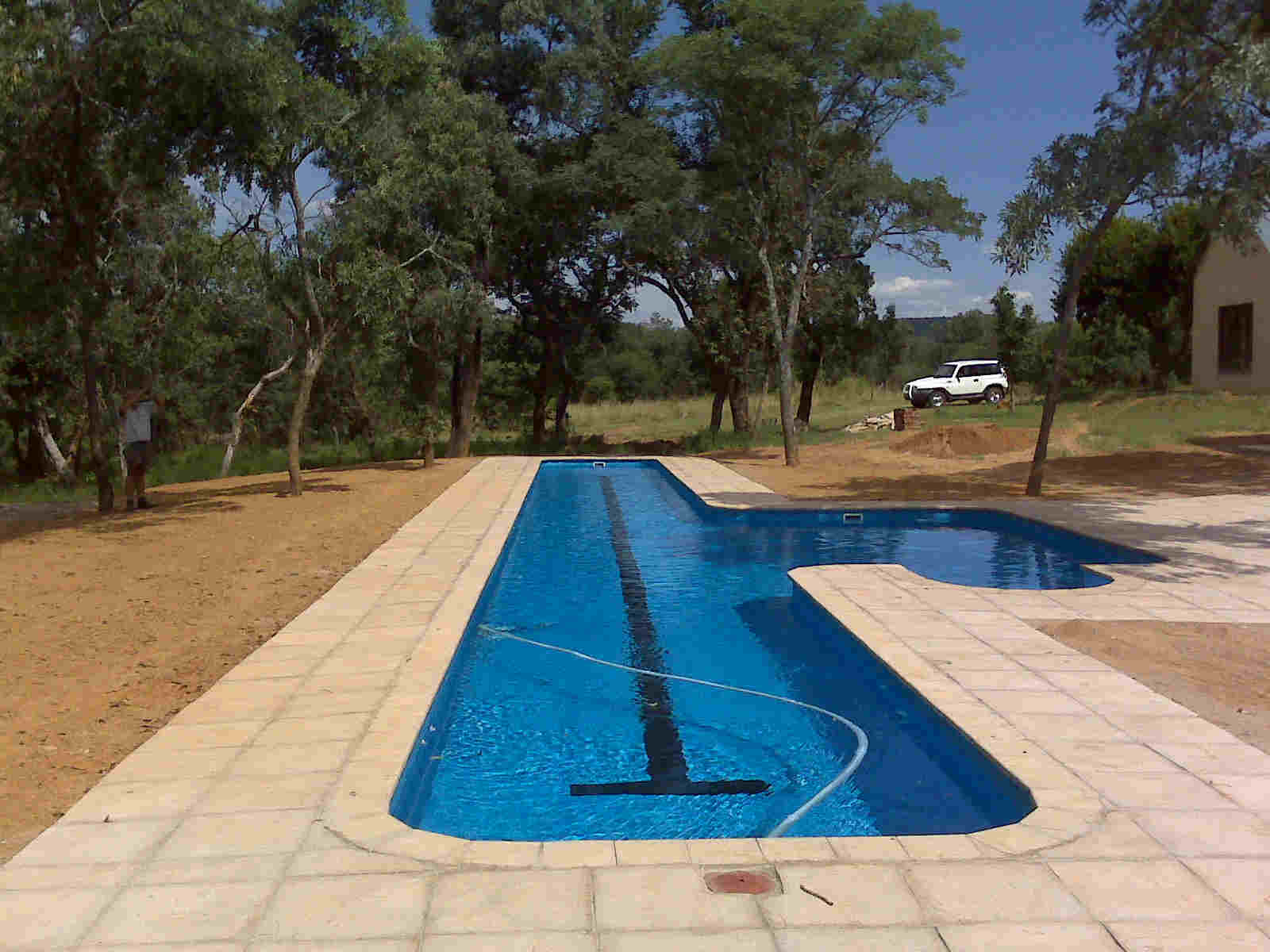Backyard Landscaping Ideas-Swimming Pool Design | Homesthetics ...