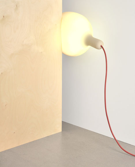 in tight places Foam Squishy Soft Light designed by Simon Frambach-Homesthetics (1)