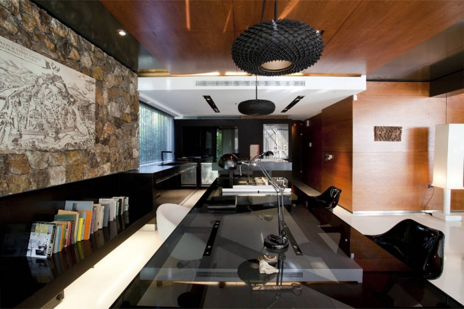 H.2 Residence by 314 Architecture Studio in Athens rich elements
