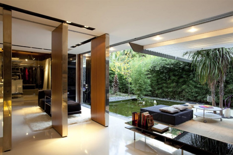 H.2 Residence by 314 Architecture Studio in Athens luxurious apparel