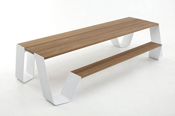 Innovative Contemporary Outdoor Design The Hopper Table And Seat By  Extremis Homesthetics (1)