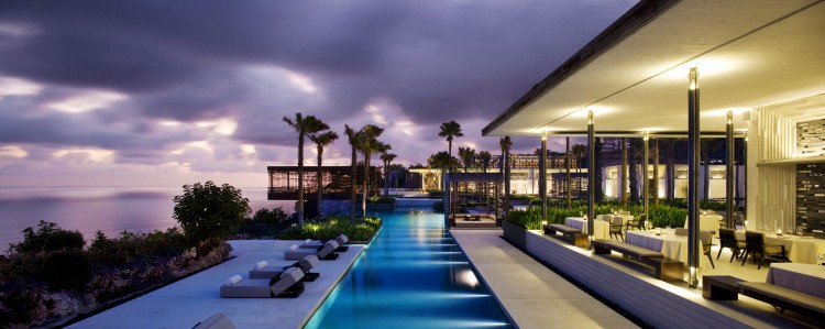 Luxurious Interior Design Hosted in Heaven- Alila Villas Uluwatu by WOHA Architects