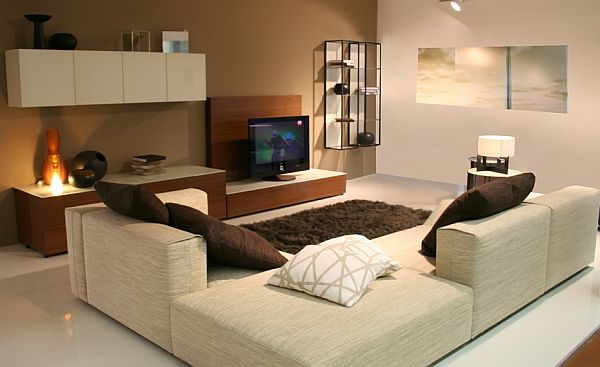 Modern Bachelor Pad Ideas modern look