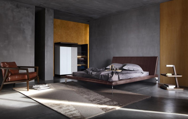 15 Inspiring Design Ideas: Modern Inspiring Bedroom Interior Design By Roche Bobois