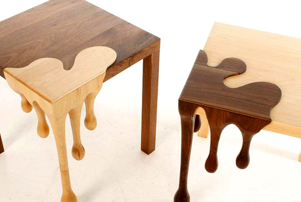 Modern Inspiring Fusion Tables by Matthew Robison homesthetics tables for modern mansions (5)