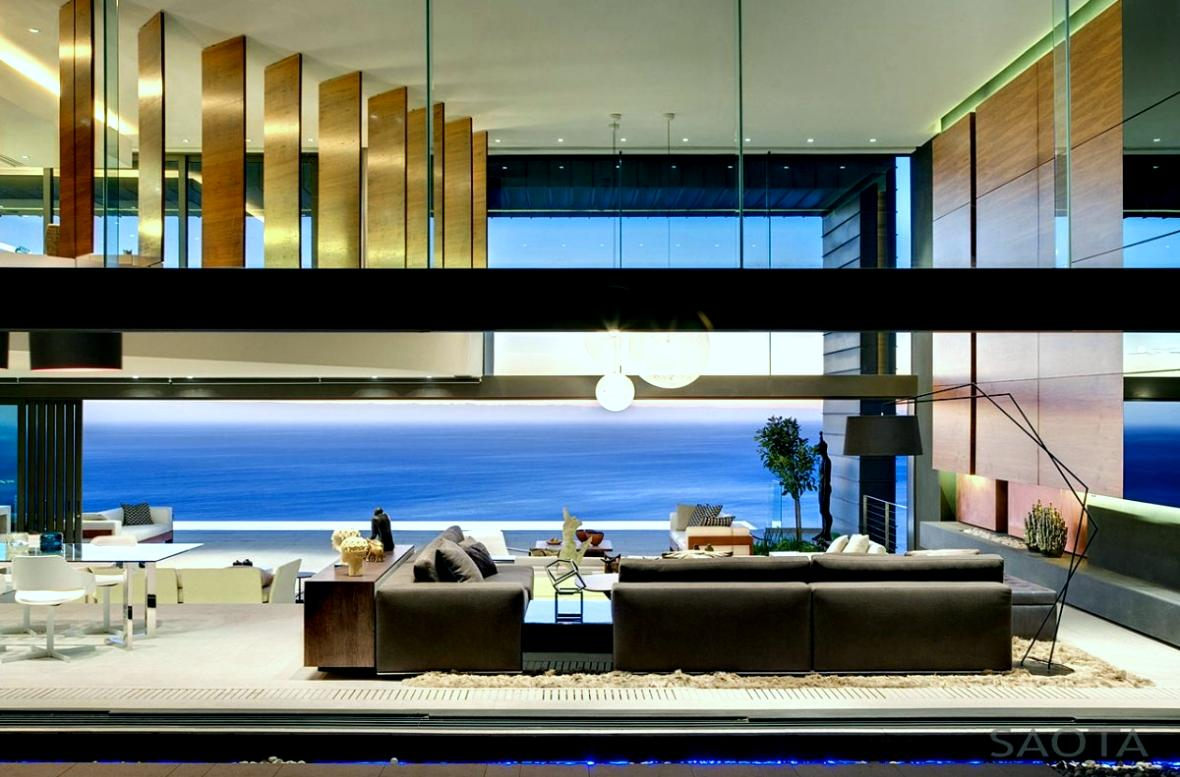 Nettleton 198 In Cape Town By SAOTA: Contemporary Modern