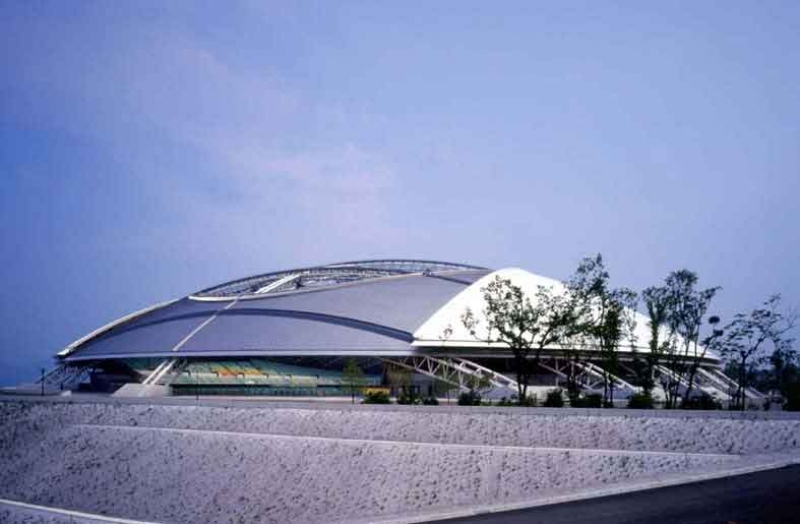 Oita Stadium, Japan-The Big Eye Homesthetics