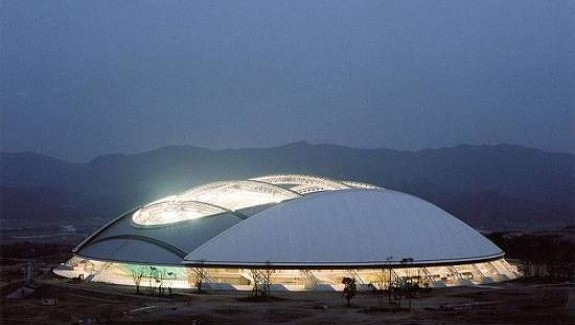 Oita Stadium, Japan-The Big Eye Homesthetics modern stadium