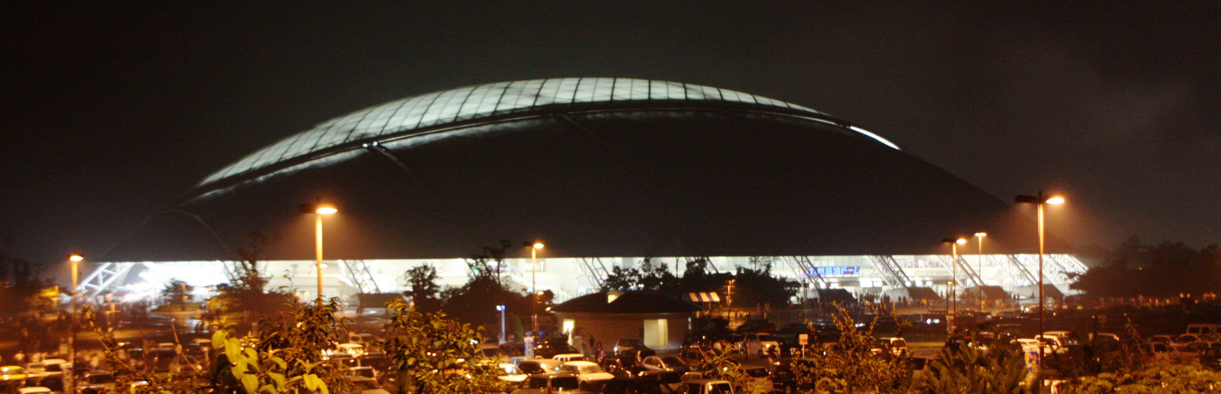Oita Stadium, Japan-The Big Eye Homesthetics biggest stadium