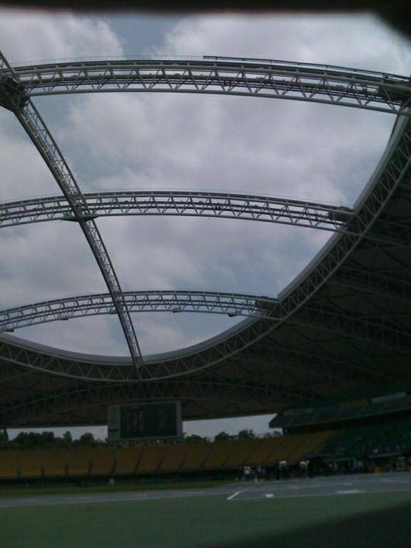 Oita Stadium, Japan-The Big Eye Homesthetics retractable roof