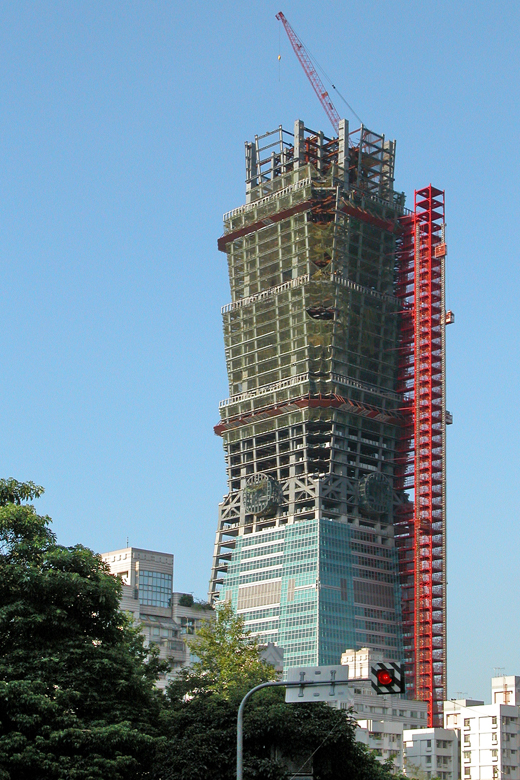 Taipei 101 Tower In Taiwan By CY Lee amp Partners