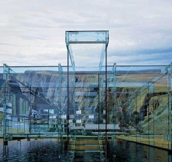 The Santambrogio Milano Glass Houses Living Without Boundaries