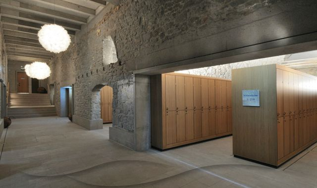 Thermalbad Zürich-Transforming a Brewery Into a Spa