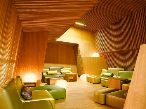 Thermalbad Zürich-Transforming a Brewery Into a Spa luxurious design