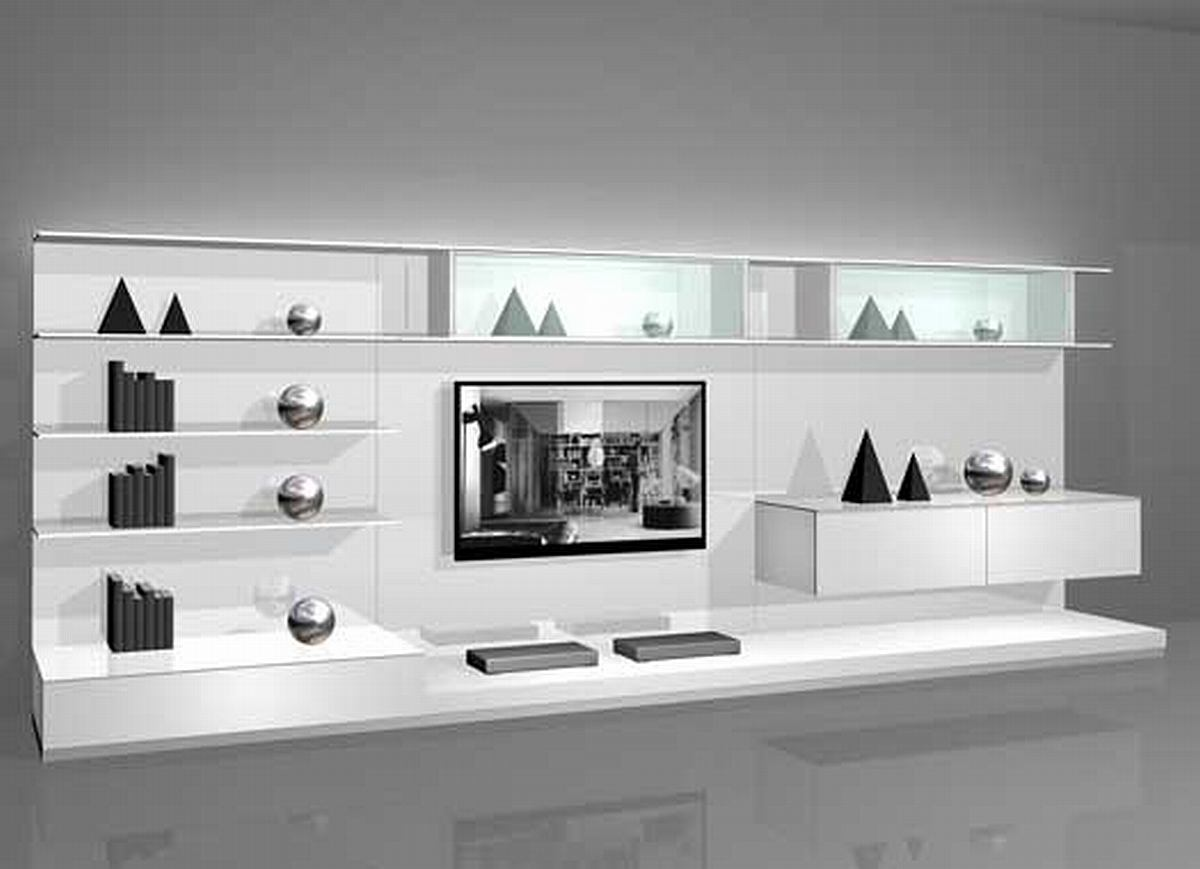 all white and black tv design amazing clean smooth and bright white living room in black and white