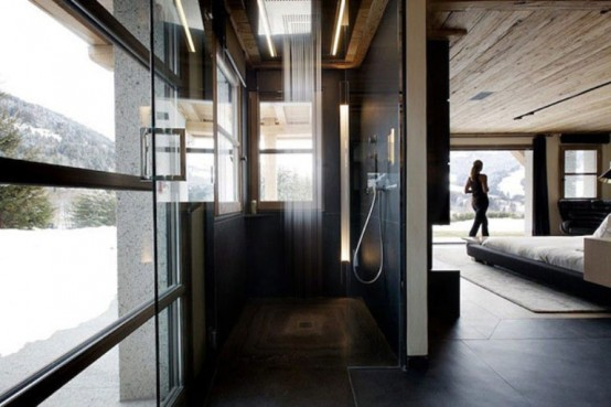 fresh modern bathroom design ideas cabin in the woods mouintain retreat homesthetics luxurious-chalet-of-natural-wood-in-the-french-alps-1-554x369 (1)