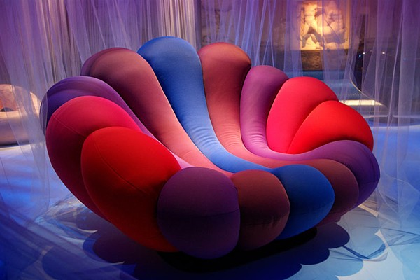 amazing colorful chair luxurious interior design homesthetics (4) design modern