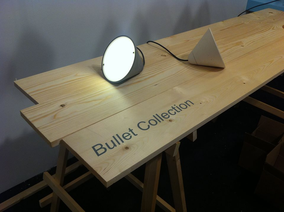 Simplicity Empowered – Bullet Collection by Studio Itai Bar-On