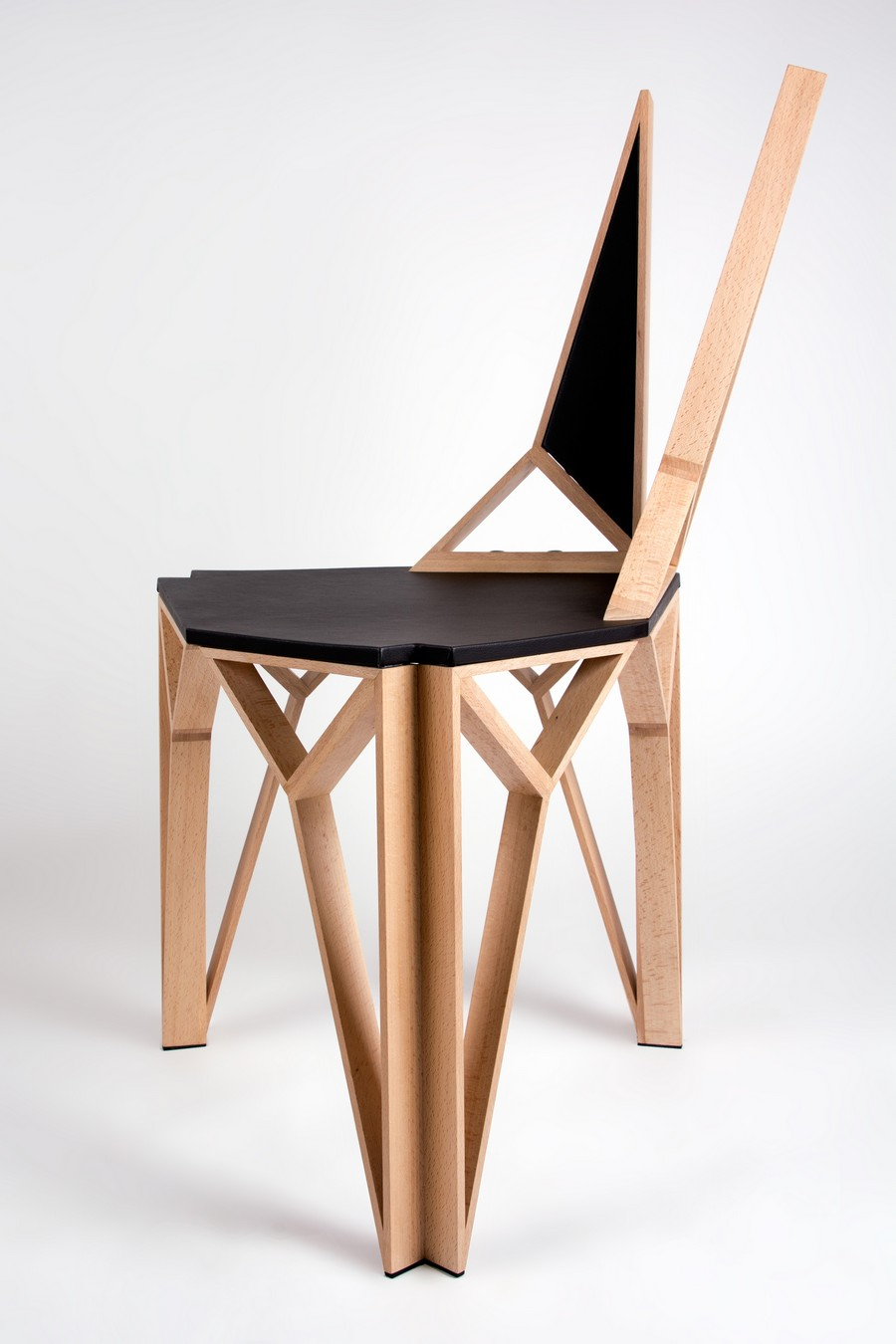Experimental Furniture-Personality Expressed Trough a Chair| Alterego by Albert Puig