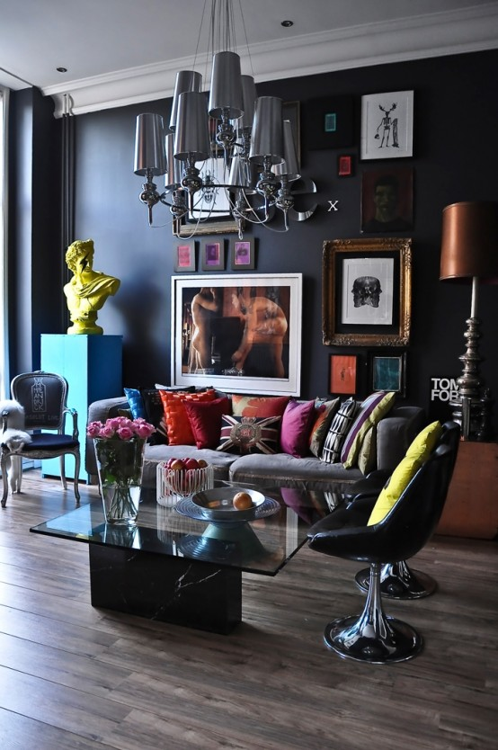 Pop Art And Deco London Apartment 4