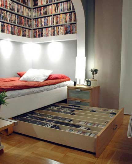 10 Small House Interior Design Solutions: 10 Tips On Small Bedroom Interior Design