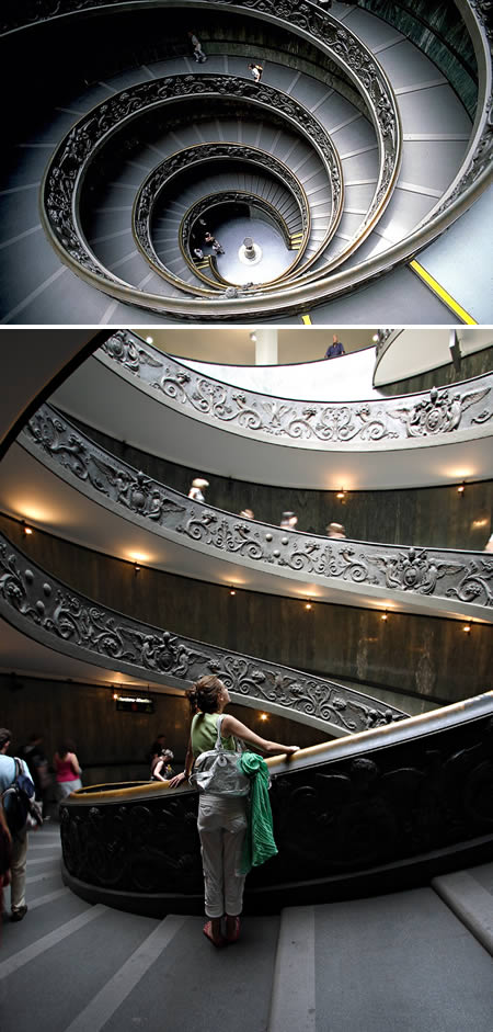 12 One of a Kind Round Staircase Designs For Your Modern Mansion massive
