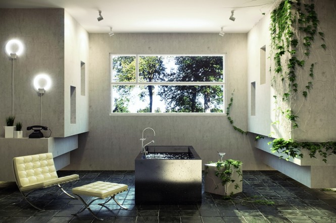 15 Fresh Bathroom Designs Meant to Inspire You  modern