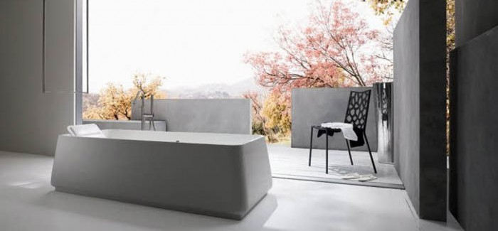 15 Fresh Bathroom Designs Meant to Inspire You simple