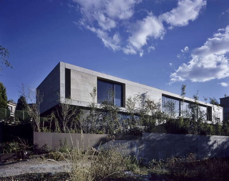 A Truly Modern Home-House La Punta by Central de Arquitectura Homesthetics