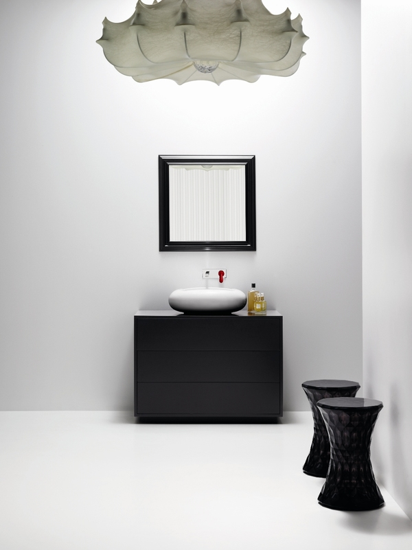 Black and White Bathroom Interior Design Collection-Marcel Wanders ...