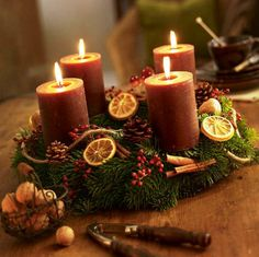 Christmas candles-homesthetics (29)