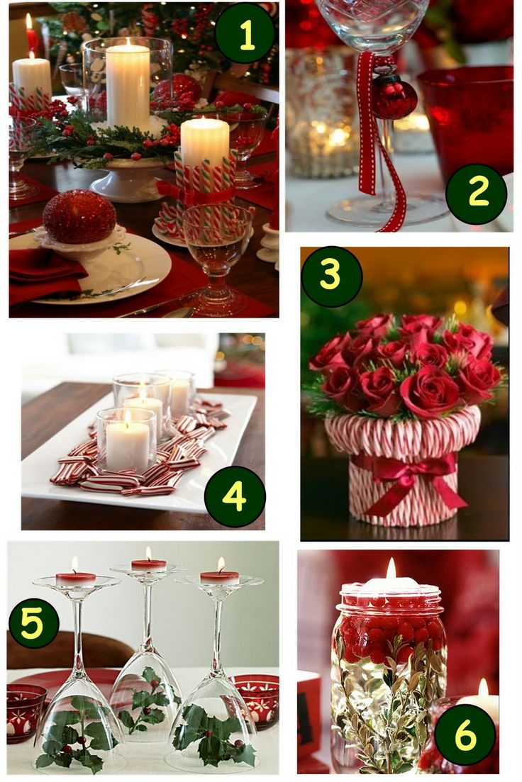 Creative inspiring modern christmas candles decorations ideas - The world of candles candles decoration ...
