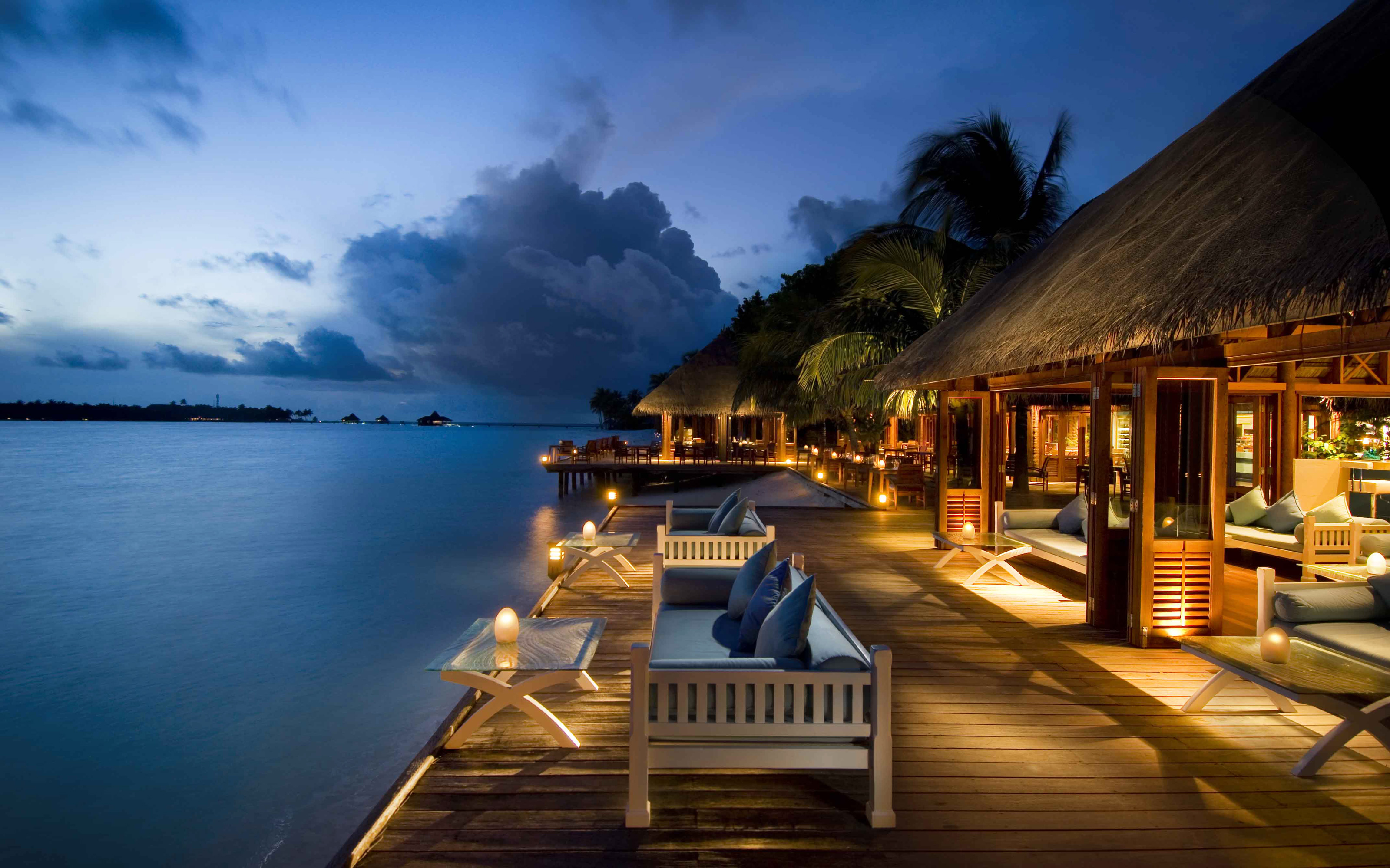 Conrad Rangali Island Maldives Resort luxury