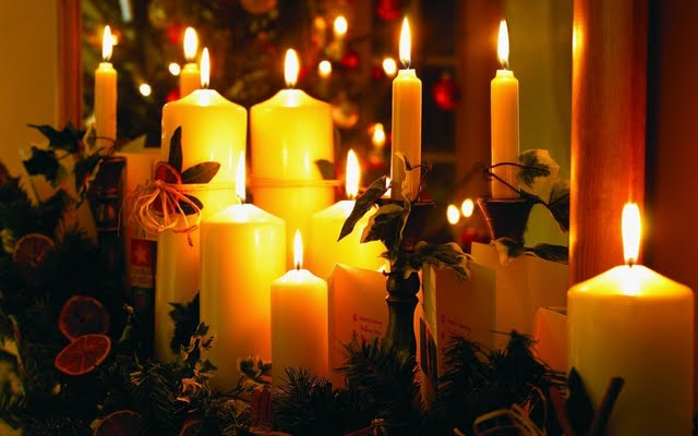 creative Creative&Inspiring Modern Christmas Candles Decorations (1)