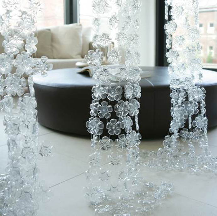 colorful methods Creative & Inspiring Modern Ideas of How To Recycle Plastic Bottles  homesthtics (1)