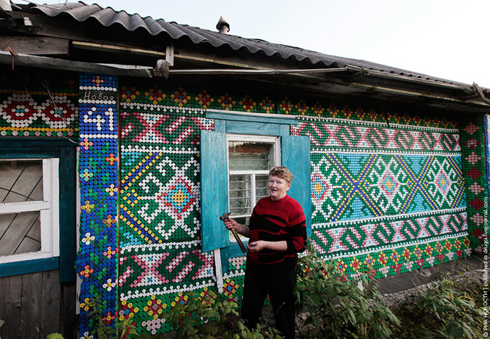 creative decoration Creative & Inspiring Modern Ideas of How To Recycle Plastic Bottles  homesthtics (1)