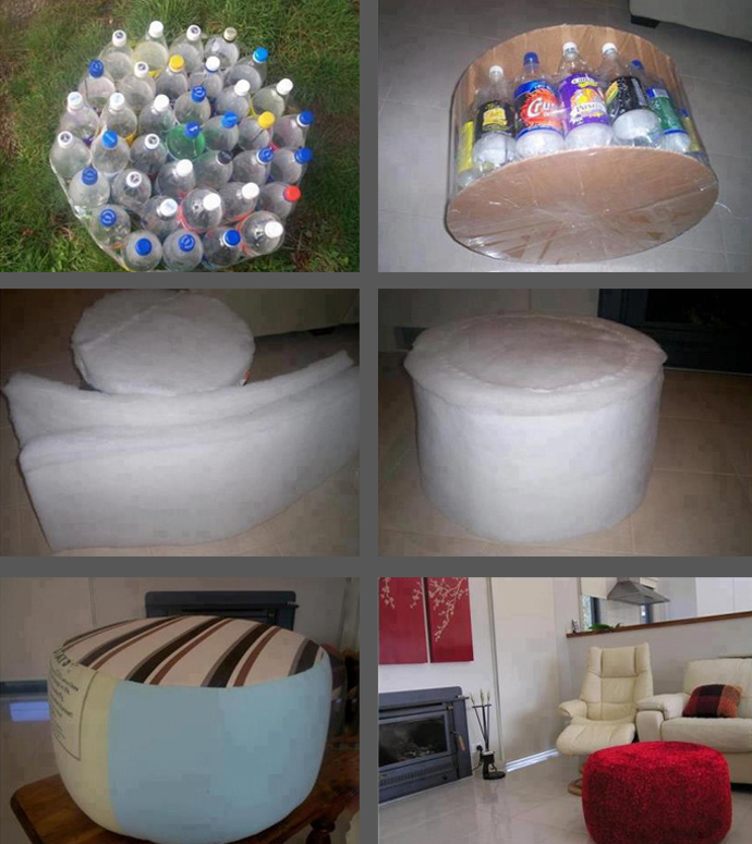 plastic wrap Creative & Inspiring Modern Ideas of How To Recycle Plastic Bottles  homesthtics (1)