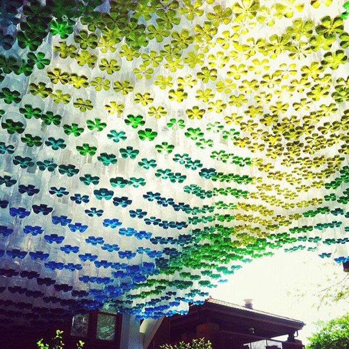 Creative & Inspiring Modern Ideas of How To Recycle Plastic Bottles  homesthtics (25)